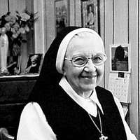 Link to Sister Rosalia Haberl