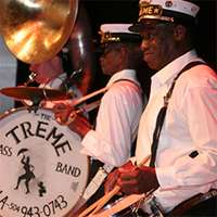 Link to Treme Brass Band