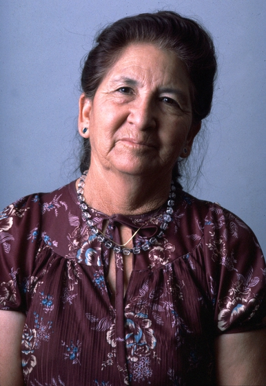 Eppie Archuleta, 1985 National Heritage Fellowship Ceremonies, courtesy National Endowment for the Arts