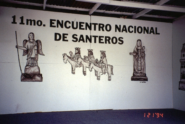 Ecuentro Nacional de Santeros, Puerto Rico Community Foundation, courtesy National Endowment for the Arts