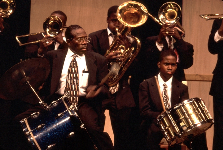1997 National Heritage Fellowship Concert, courtesy National Endowment for the Arts