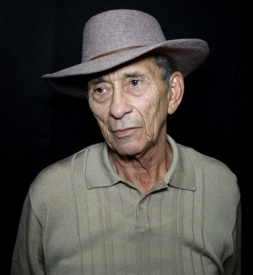 Earl Barthé, Arlington, Virginia, 2005, photograph by Alan Govenar