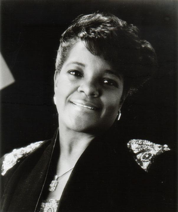 Shirley Caesar, courtesy Documentary Arts