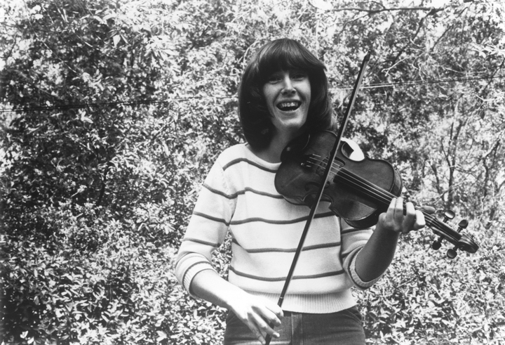 Liz Carroll at age 18, courtesy National Endowment for the Arts
