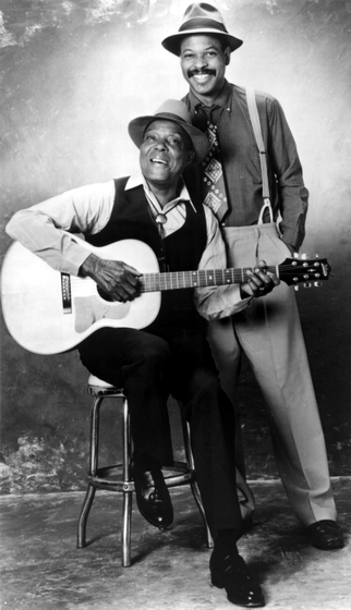 John Cephas and Phil Wiggins, courtesy National Endowment for the Arts