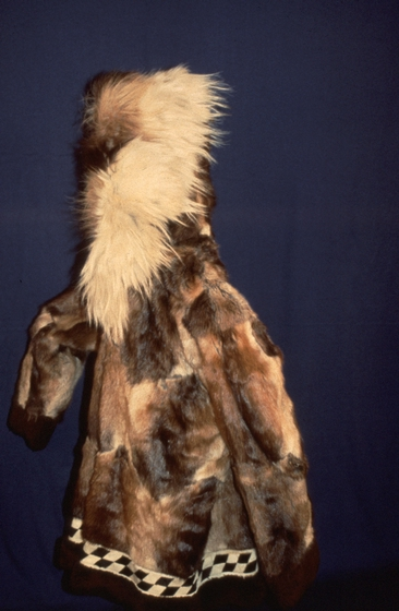 Traditional Yup'ik craftwork by Elena Charles, photograph by Nicholas Charles, Jr., courtesy National Endowment for the Arts and Alaska State Council on the Arts