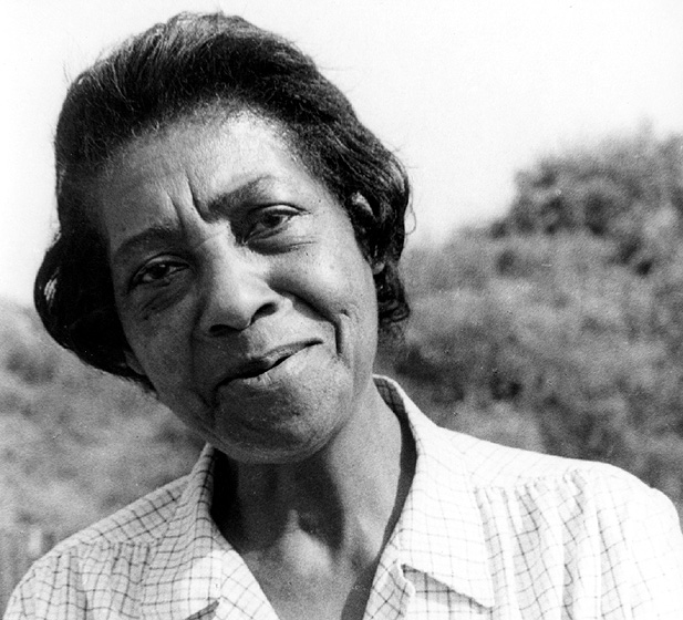 Elizabeth Cotten, photograph by Diana Davies, courtesy Ralph Rinzler Folklife Archives and Collections, Center for Folklife and Cultural Heritage, Smithsonian Institution