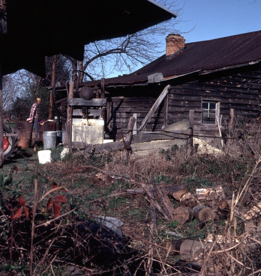Burlon Craig's Pottery, Vale, North Carolina, courtesy National Endowment for the Arts