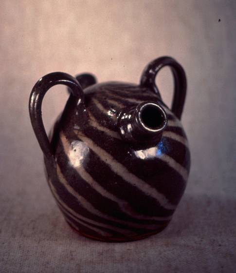 Pottery made by Burlon Craig, Vale, North Carolina, photograph by T. Jackson, courtesy North Carolina Arts Council, Folklife Program