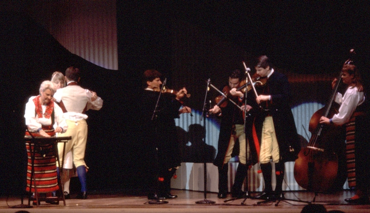 1996 National Heritage Fellowship Concert, courtesy National Endowment for the Arts