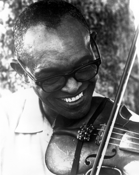 Canray Fontenot, photograph by Elemore Morgan, Jr., courtesy National Endowment for the Arts