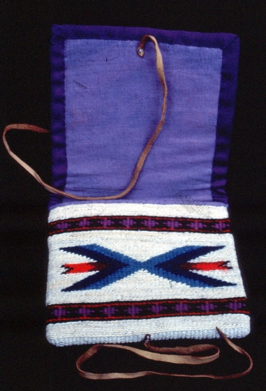 Cornhusk weaving by Rose Frank, courtesy National Endowment for the Arts