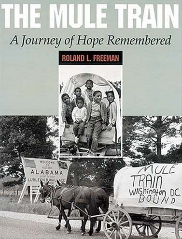 Roland L. Freeman, *The Mule Train: A Journey of Hope Remembered*, Rutledge Hill Press, Nashville, Tennessee, 1998