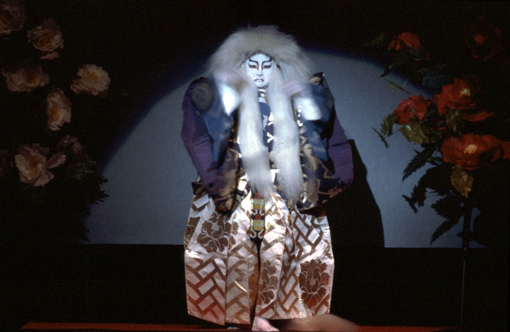 Madam Fujima, 1987 National Heritage Fellowship Ceremonies, courtesy National Endowment for the Arts