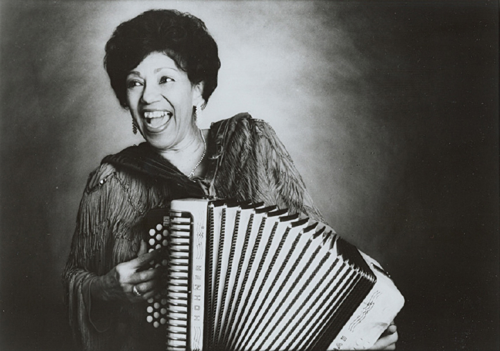 Ida Guillory, photograph by Irene Young, courtesy Ida Guillory