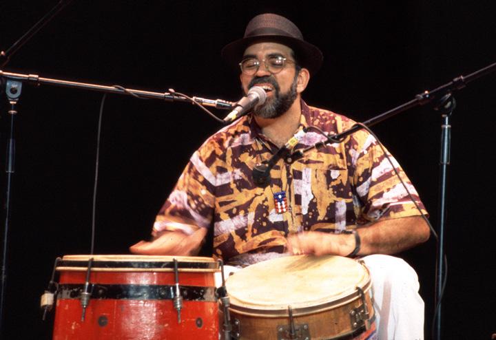 Juan Gutiérrez, 1996 National Heritage Fellowship Concert, courtesy National Endowment for the Arts