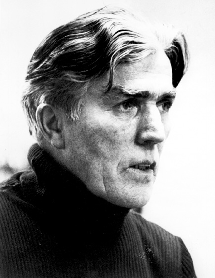 Joe Heaney, photograph by Ann Meuer, courtesy University of Washington Ethnomusicology Archives