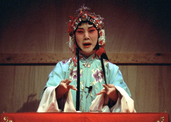 Hua Wenyi performs the role of Tu Li-Niang in 'The Peony Pavilion,'courtesy National Endowment for the Arts