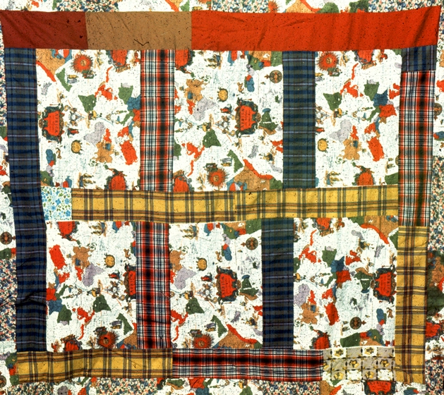 Bedspread by Janie Hunter, photograph by Mary Twining, courtesy National Endowment for the Arts