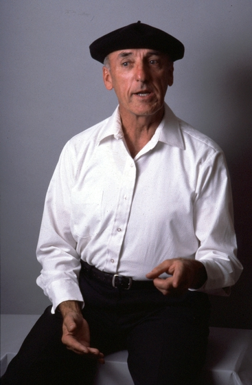 Jimmy Jausoro, 1985 National Heritage Fellowship Ceremonies, courtesy National Endowment for the Arts
