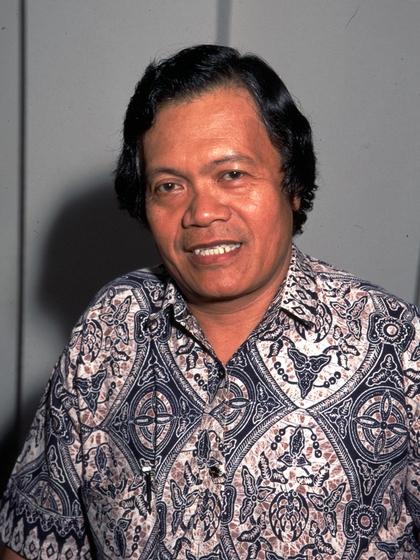 Donongan Kalanduyan, 1995 National Heritage Fellowship Ceremonies, courtesy National Endowment for the Arts