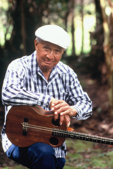 Eddie Kamae, courtesy Hawaiian Legacy Foundation