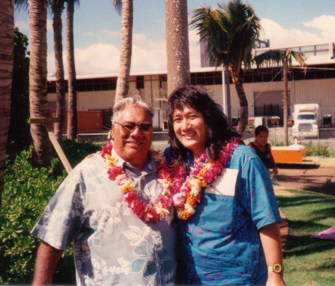 Raymond Kane (left), courtesy Raymond Kane