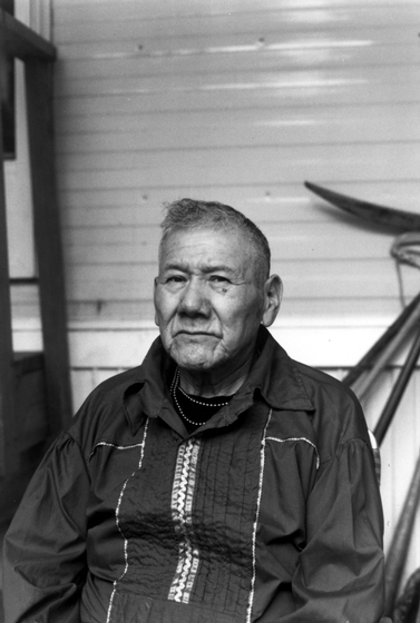 Everett Kapayou, photograph by Gaylord Torrence, courtesy National Endowment for the Arts