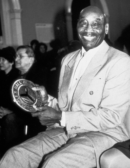 Frankie Manning, photograph by Martha Coope/City Lore