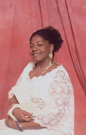 Amma D. McKen, photograph by Charles Nyaku, courtesy Amma D. McKen