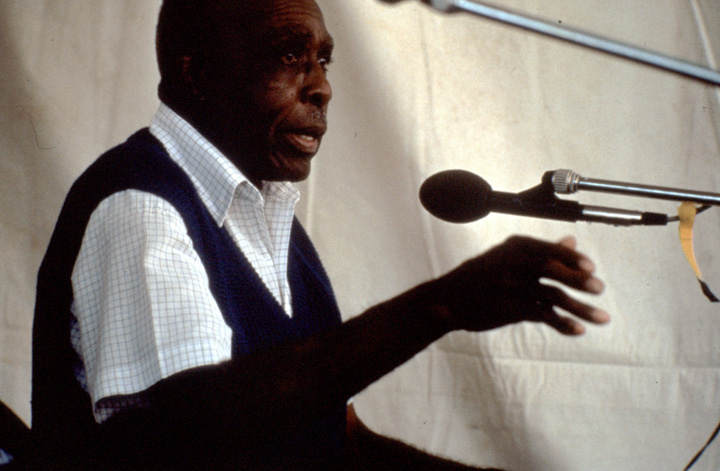 John Mealing, Alabama Folklife Festival, 1993, courtesy Alabama Council on the Arts