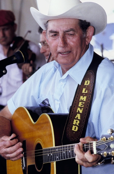 D.L. Menard, photograph by Michael P. Smith, 1999