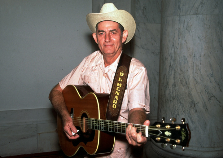 D.L. Menard, photograph by William K. Geiger, 1994, courtesy National Endowment for the Arts