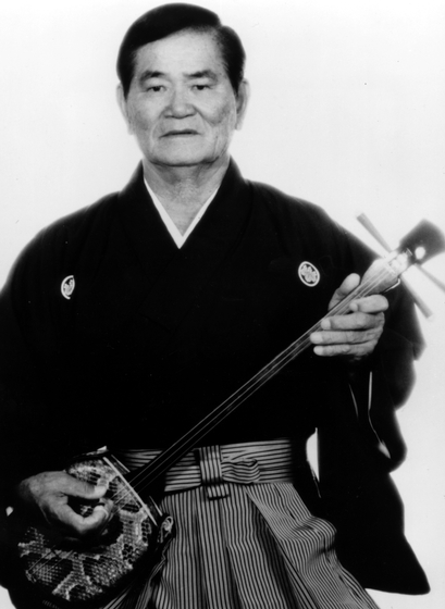 "Seisho ""Harry"" Nakasone, photograph by Craig Stevens, courtesy National Endowment for the Arts"
