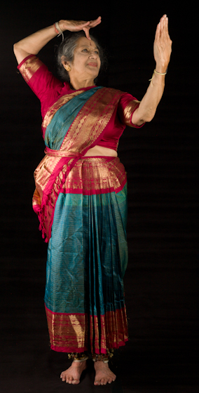 Kamala Lakshmi Narayanan, Bethesda, Maryland, 2010, photograph by Alan Govenar
