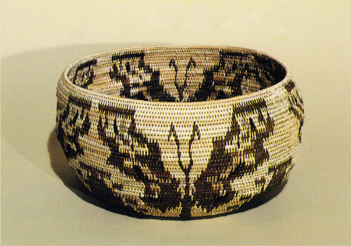 Basket by Julia Parker, courtesy National Endowment for the Arts
