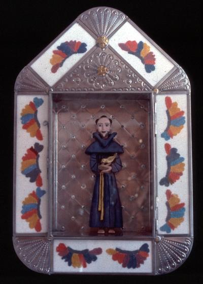 Tinwork by Emilio and Senaida Romero, courtesy National Endowment for the Arts
