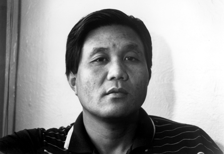 Vanxay Saenphimmachak, photograph by Ann Rynearson, courtesy National Endowment for the Arts