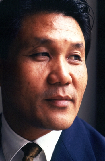 Vanxay Saenphimmachak, 1993 National Heritage Fellowship Ceremonies, photograph by William K. Geiger, courtesy National Endowment for the Arts