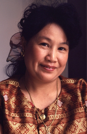 Mone Saenphimmachak, 1993 National Heritage Fellowship Ceremonies, photograph by William K. Geiger, courtesy National Endowment for the Arts