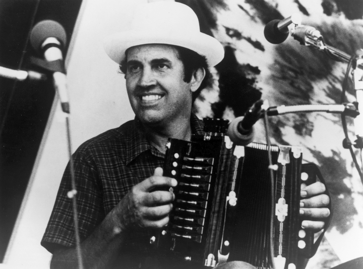 Marc Savoy, photograph by Stephen Fitzstephens, courtesy National Endowment for the Arts