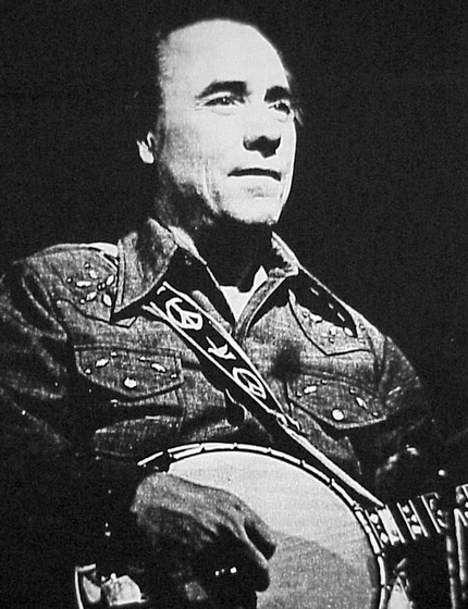Earl Scruggs, courtesy National Endowment for the Arts