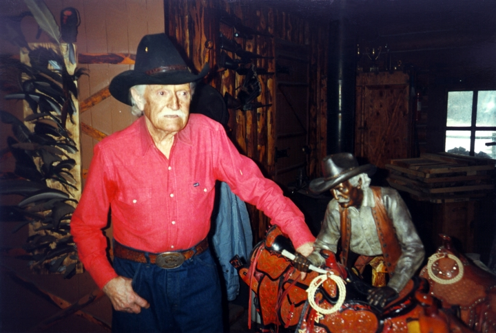 Duff Severe, courtesy Oregon Folklife Program