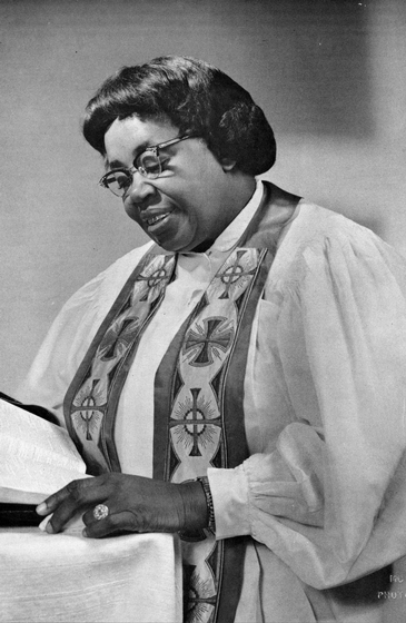 Willie Mae Ford Smith, courtesy National Endowment for the Arts