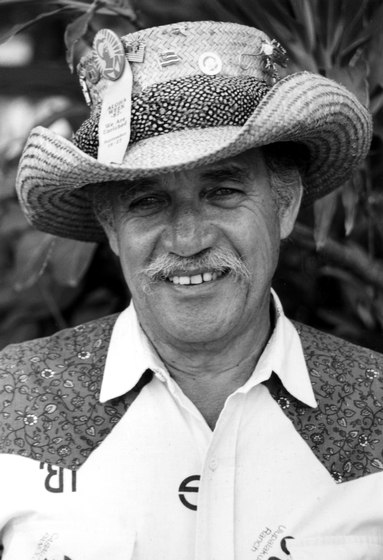 Clyde 'Kindy' Sproat, courtesy National Endowment for the Arts