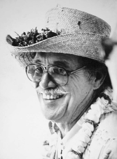 Clyde 'Kindy' Sproat, photograph by Jeff Skvaril, courtesy National Endowment for the Arts