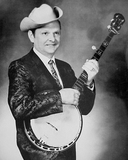 Ralph Stanley, courtesy Ralph Rinzler Folklife Archives and Collections, Center for Folklife and Cultural Heritage, Smithsonian Institution