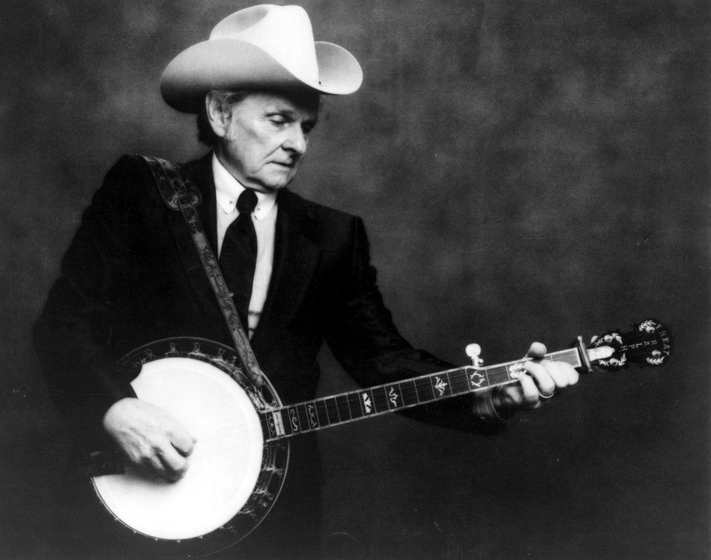 Ralph Stanley, courtesy National Council for the Traditional Arts