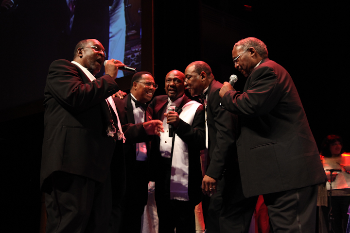 The Birmingham Sunlights, 2009 National Heritage Fellowship Concert, Bethesda, Maryland, photograph by Michael G. Stewart