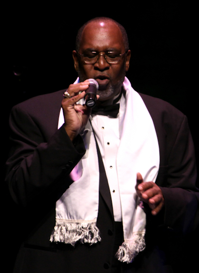 Wayne Williams of The Birmingham Sunlights, 2009 National Heritage Fellowship Concert, Bethesda, Maryland, photograph by Michael G. Stewart